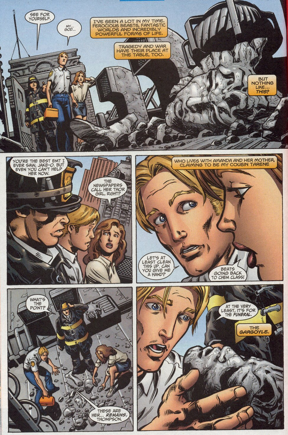 Thor (1998) Issue #47 #48 - English 6