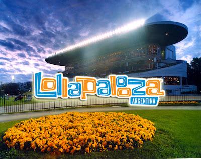 Lollapalooza Argentina en el Hipódromo de San Isidro