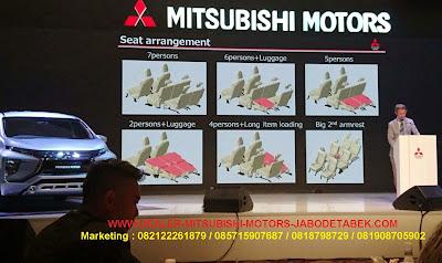 interior - spesifikasi - mitsubishi - xpander
