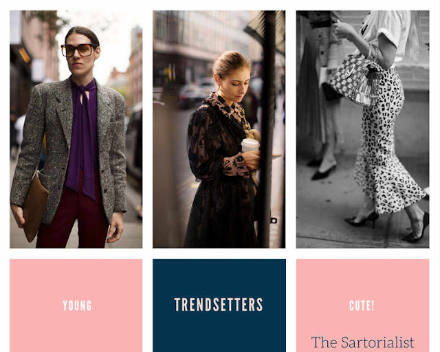 tendencias de este año the sartorialist