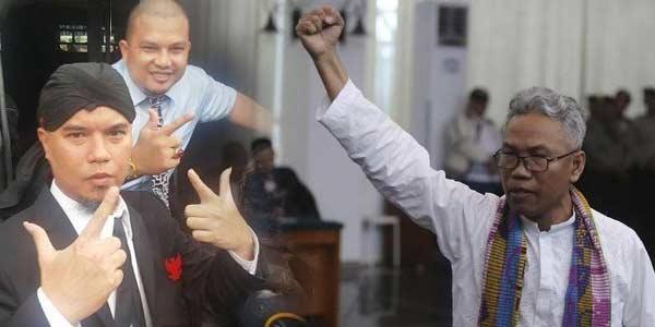 Pendukung Prabowo Satu Per Satu Masuk Bui