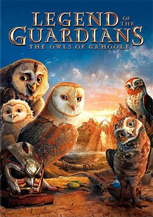Legend Of The Guardians: The Owls Of Ga'Hoole 2010 BRRip 720p Dual Audio In Hindi English