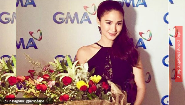 Heart Evangelista renews contract with GMA7