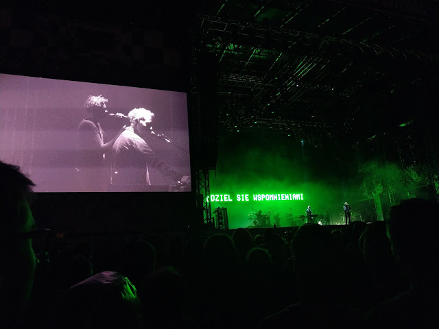 Massive Attack, Open'er Festival 2018