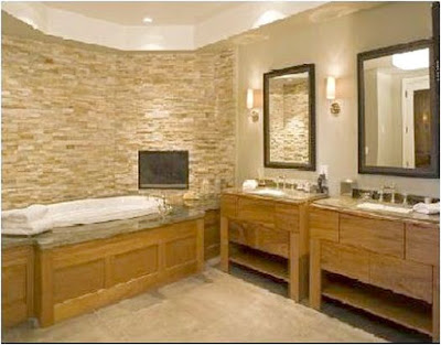 Bathroom Designs In Stone