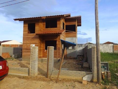 Casa Nova: Plantão da obra