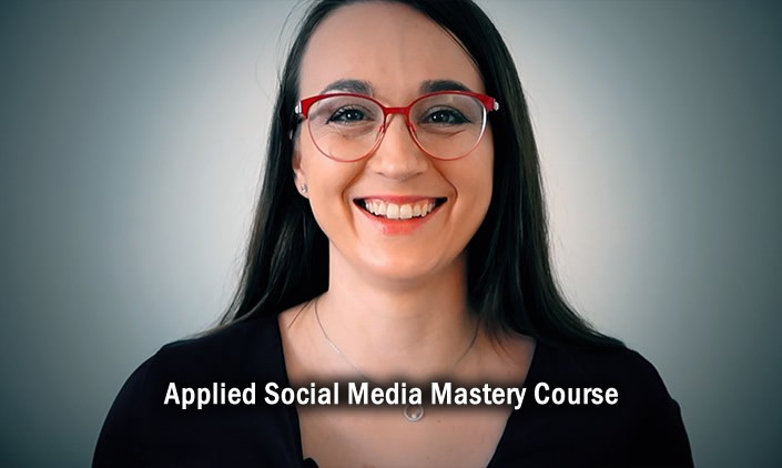 Applied Social Media Mastery Course