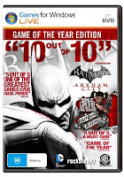 Batman Arkham City: GOTY Edition (PC) 2012