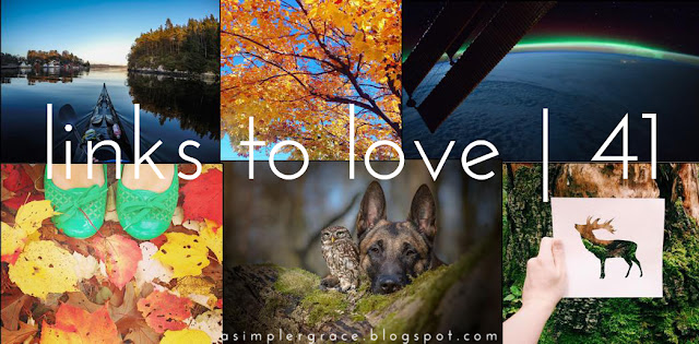 links to love, #linkstolove, #asimplergrace