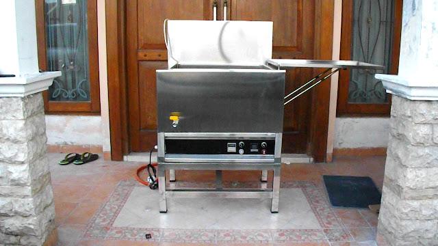 Jual Deep Fryer Gas Murah di Jogja