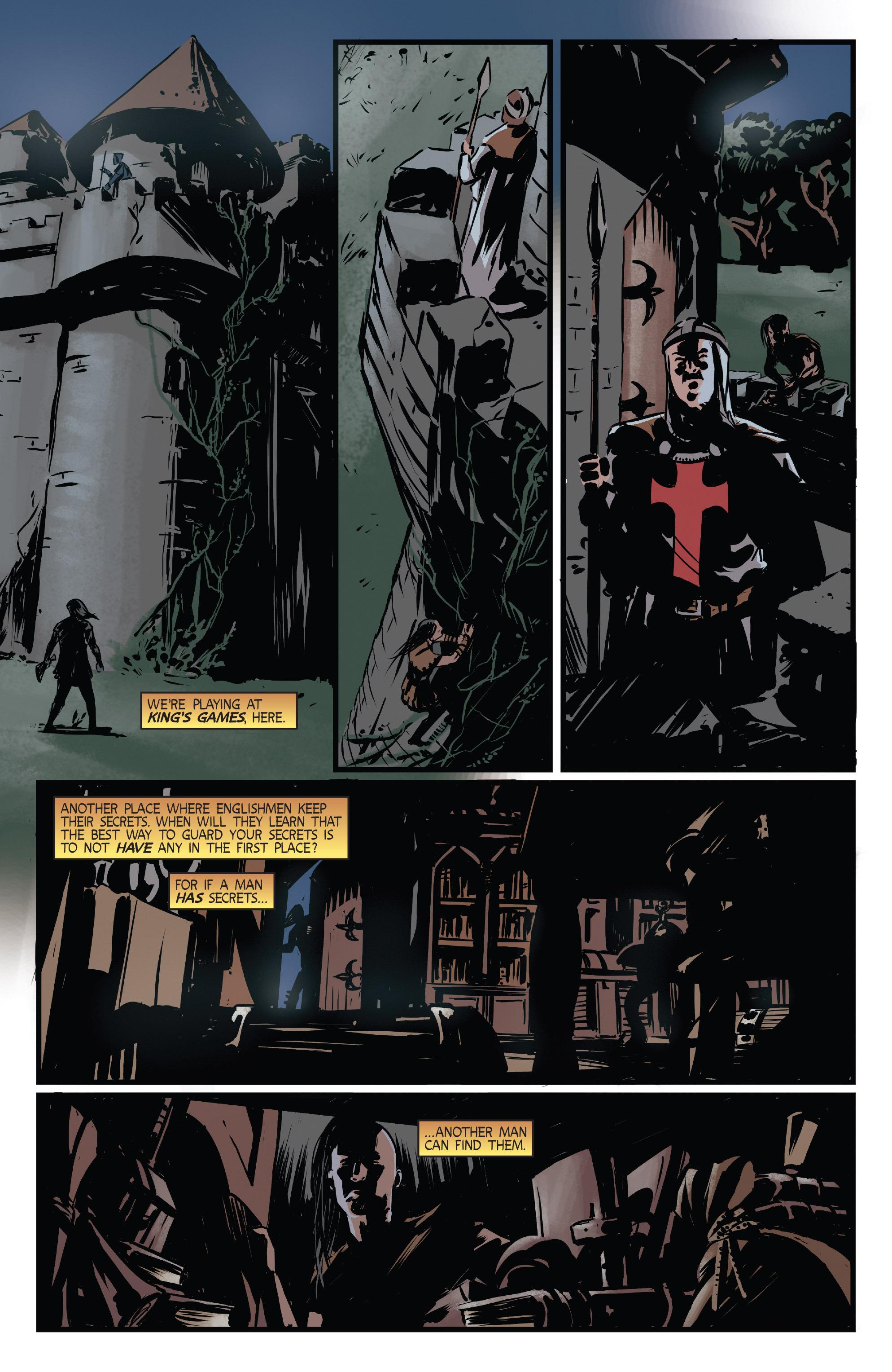 Read online Turok: Dinosaur Hunter (2014) comic -  Issue # _TPB 3 - 44