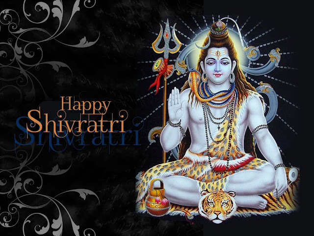 #May Lord Shiva shower blessings upon each and everyone's family. Happy Maha Shivratri.