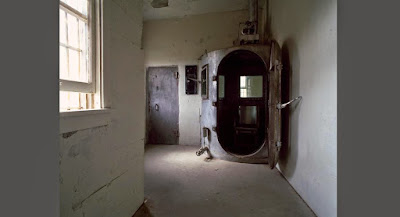 Wyoming's disused gas chamber