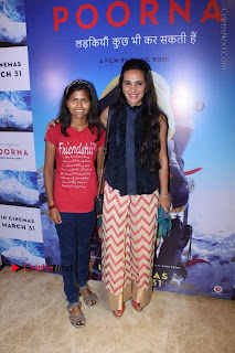 The Red Carpet Of The Special Screening Of Poorna  0033.JPG