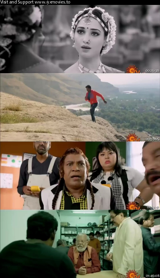 Kaththi Sandai 2016 UNCUT HDTV 720p Dual Audio Hindi