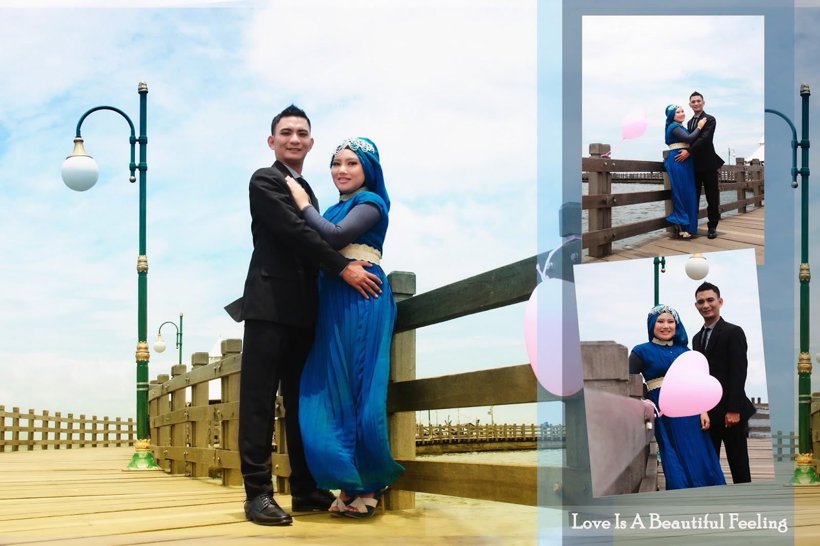 Spot Foto Prewedding Di Ancol Fahmi Pauzi