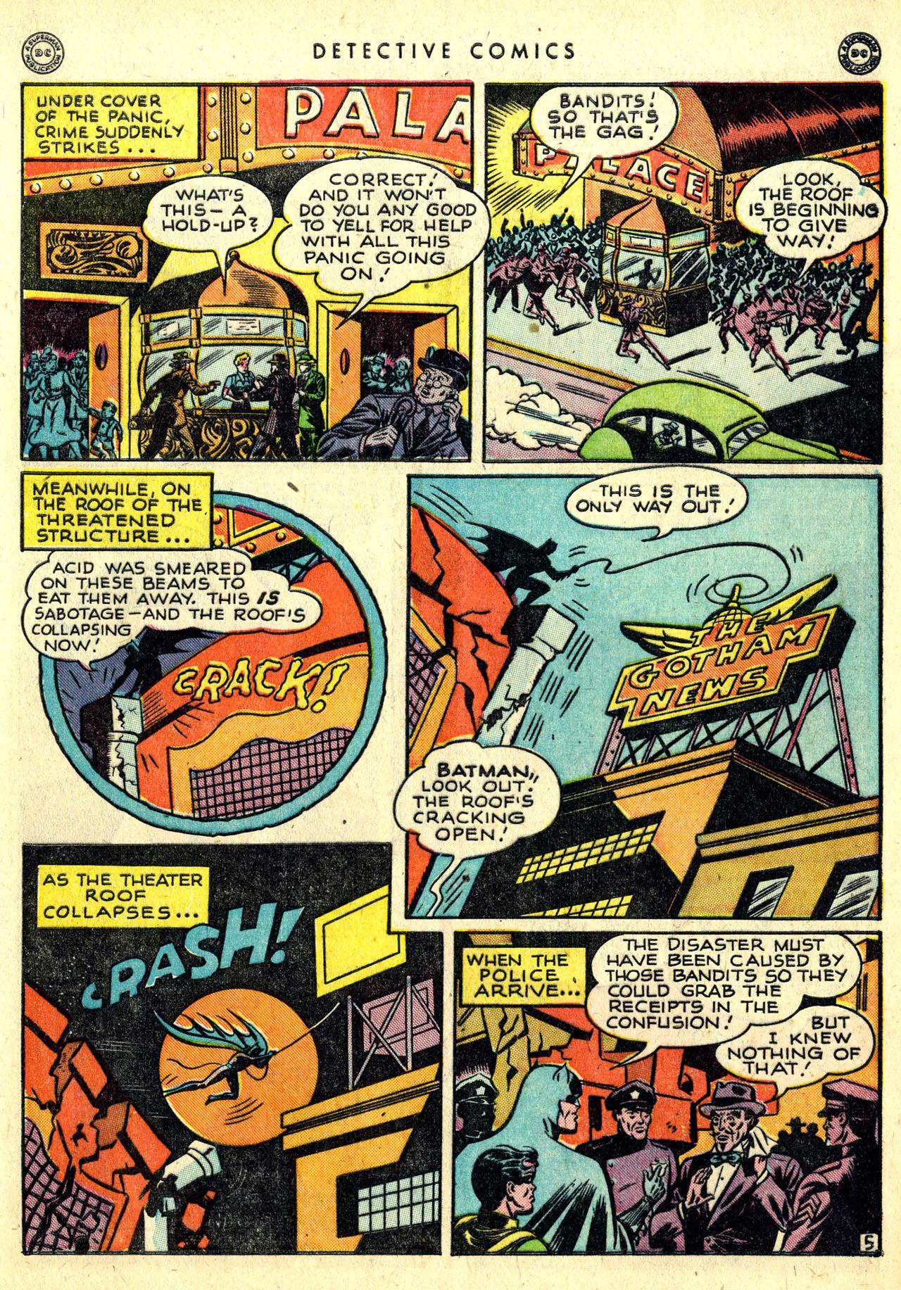 Read online Detective Comics (1937) comic -  Issue #133 - 7