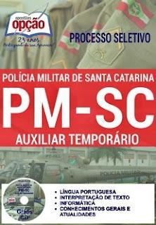 Apostila Concurso PM-SC 2016