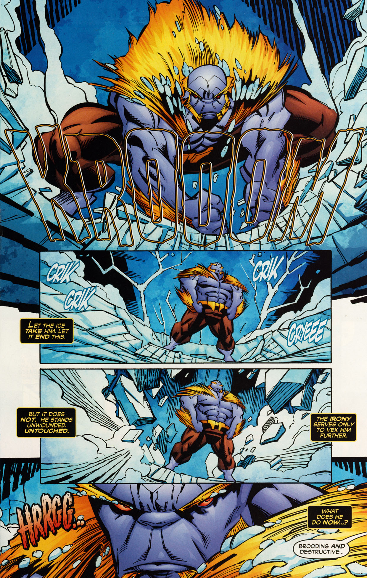 Read online Trinity (2008) comic -  Issue #46 - 20