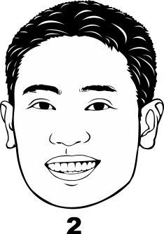 Vector Caricature: Tutorial Vexel Art