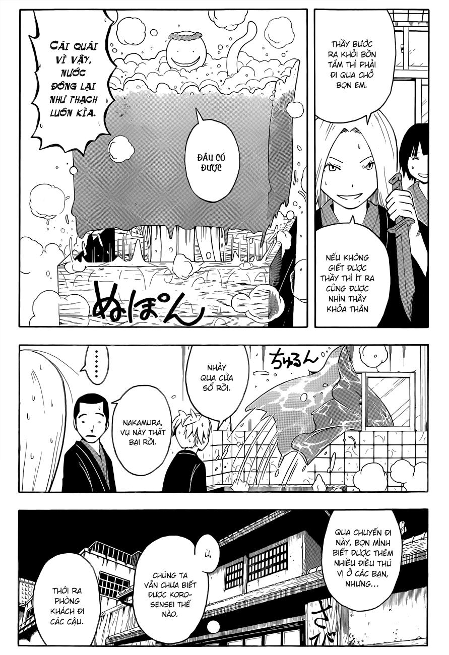 Ansatsu Kyoushitsu chap 19 trang 8
