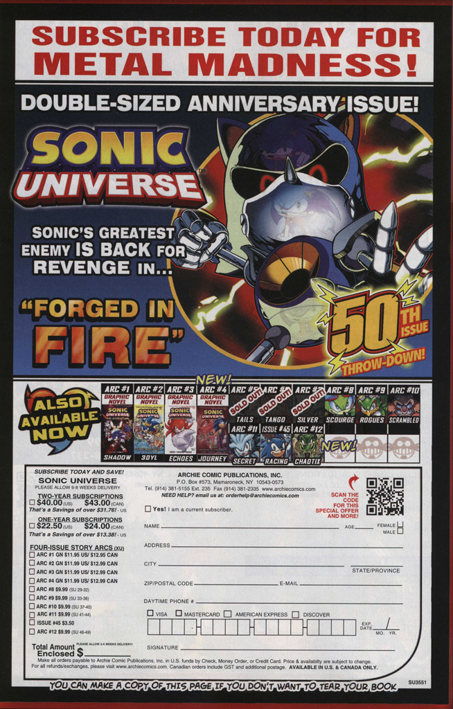 Read online Sonic The Hedgehog comic -  Issue #246 - 8