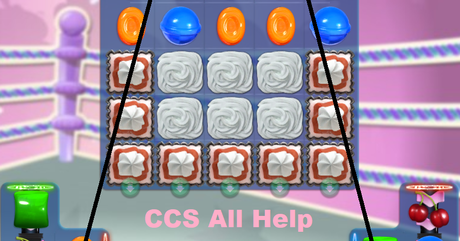how to get through level 2604 on candy crush