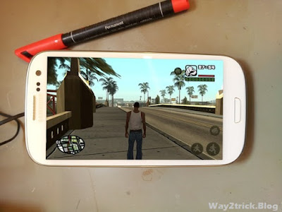 GTA San Andreas Android Version Released