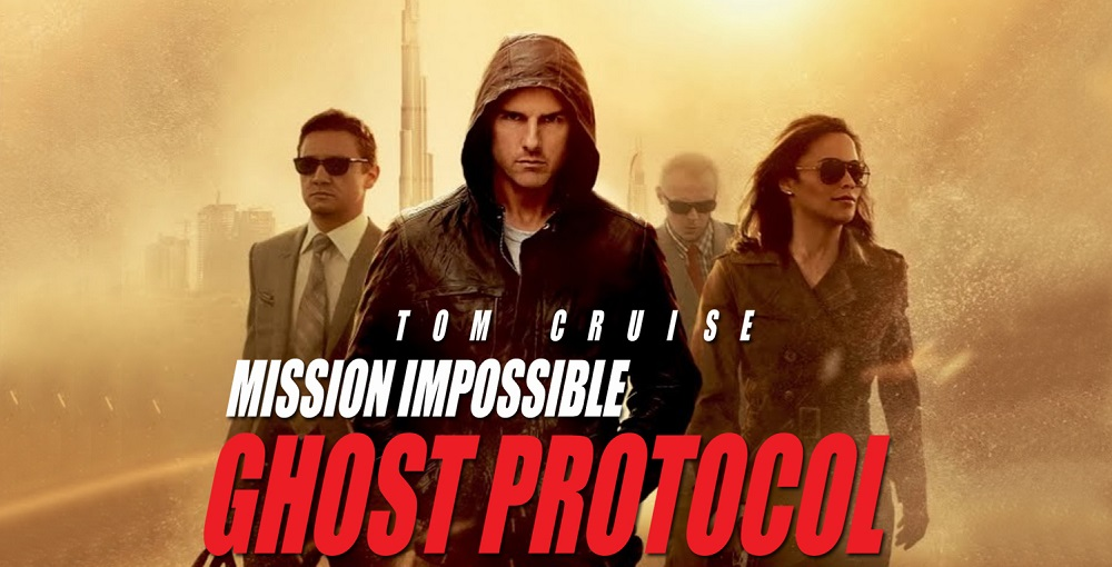 Merc With A Movie Blog Movie Review Mission Impossible Ghost Protocol 2011