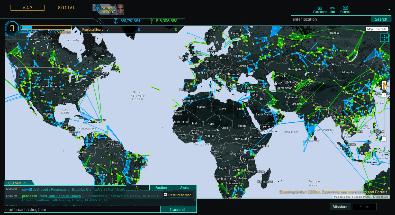 Ingress   The World is Not What it Seems -