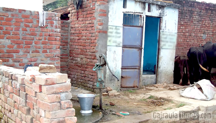 toilets-in-rural-village