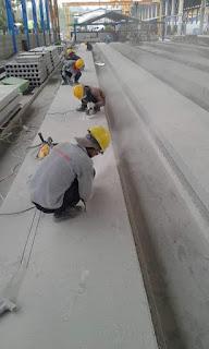 PT BAGJA PUTRA KARYA Project Cutting Beton Wika Beton 1