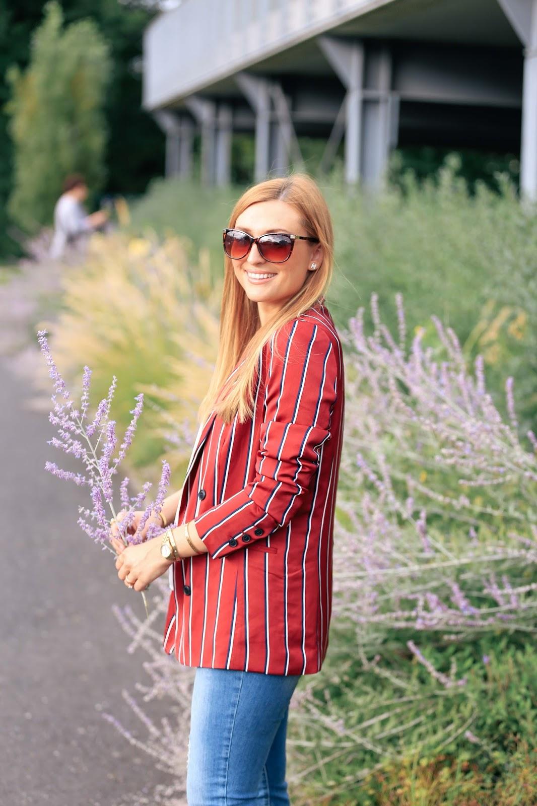 fashionstylebyjohanna-H&M-gestreifter-blazer-roter-blazer-bloggerstyle