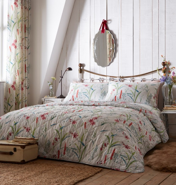 Bedspreads from Yorkshire Linen