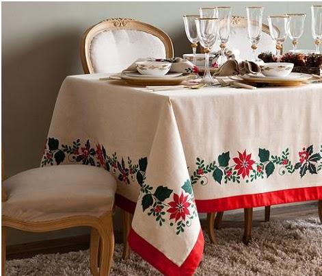 La guarida de bam mesas de navidad - Zara home navidad ...