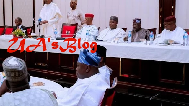 JUST IN: Buhari asks APC leaders to prepare for 2019 elections