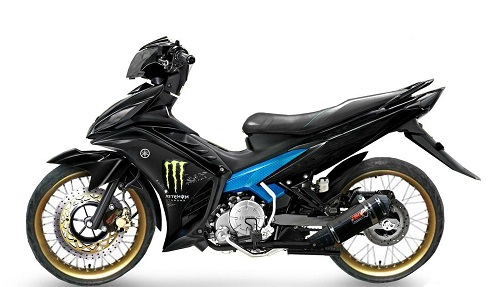 Modifikasi yamaha jupiter yamaha