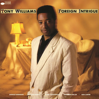 Tony Williams - 1985 - Foreign intrigue