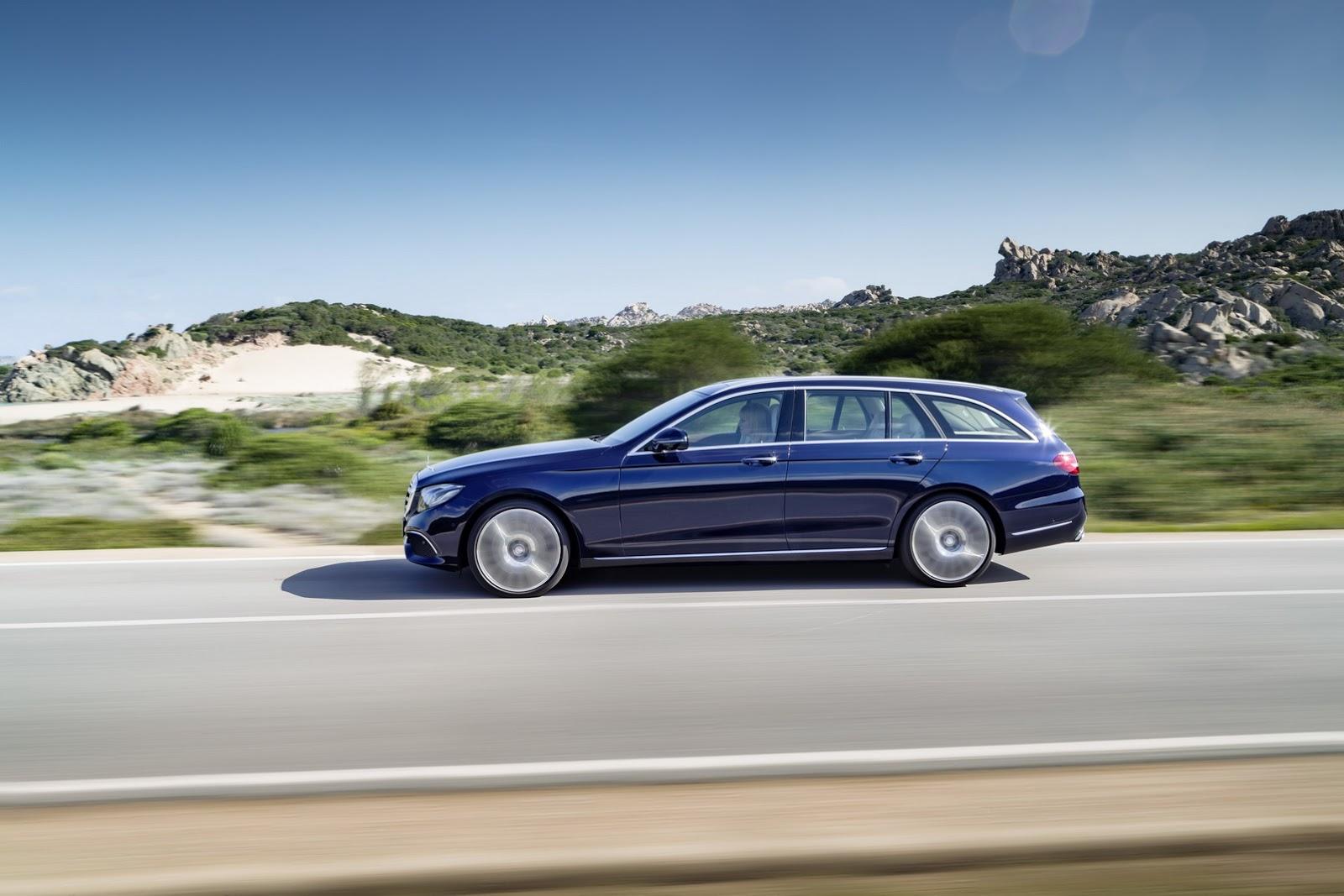 Mercedes benz classe e station wagon 2016 mercedes benz for Mercedes benz station wagon
