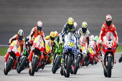 PAKET NONTON MOTO GP