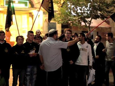Grupo Lehava fonte de intolerância em Israel