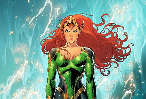 Mera Gets First Solo Series In February.