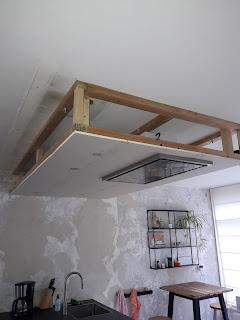 Plafond Koof Maken Cheap Om De Constructie Goed Vast Te Maken