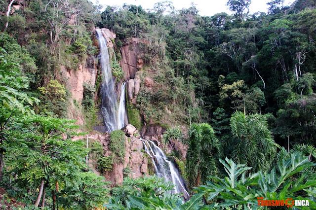 Catarata Boca de Tigre Chanchamayo