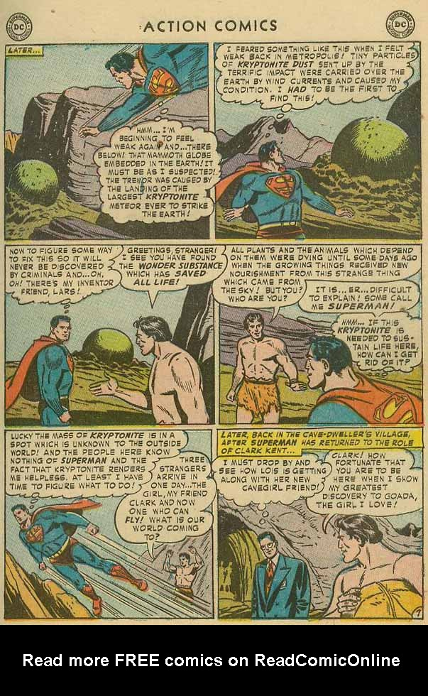 Read online Action Comics (1938) comic -  Issue #169 - 10