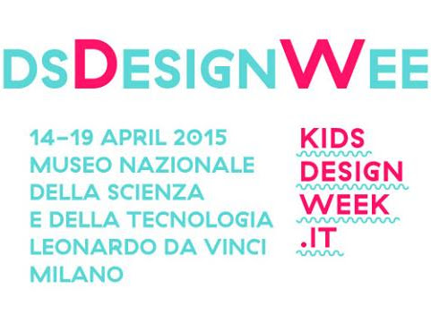 Kids Design Week 2015 (quella del Salone ma per i più piccini)
