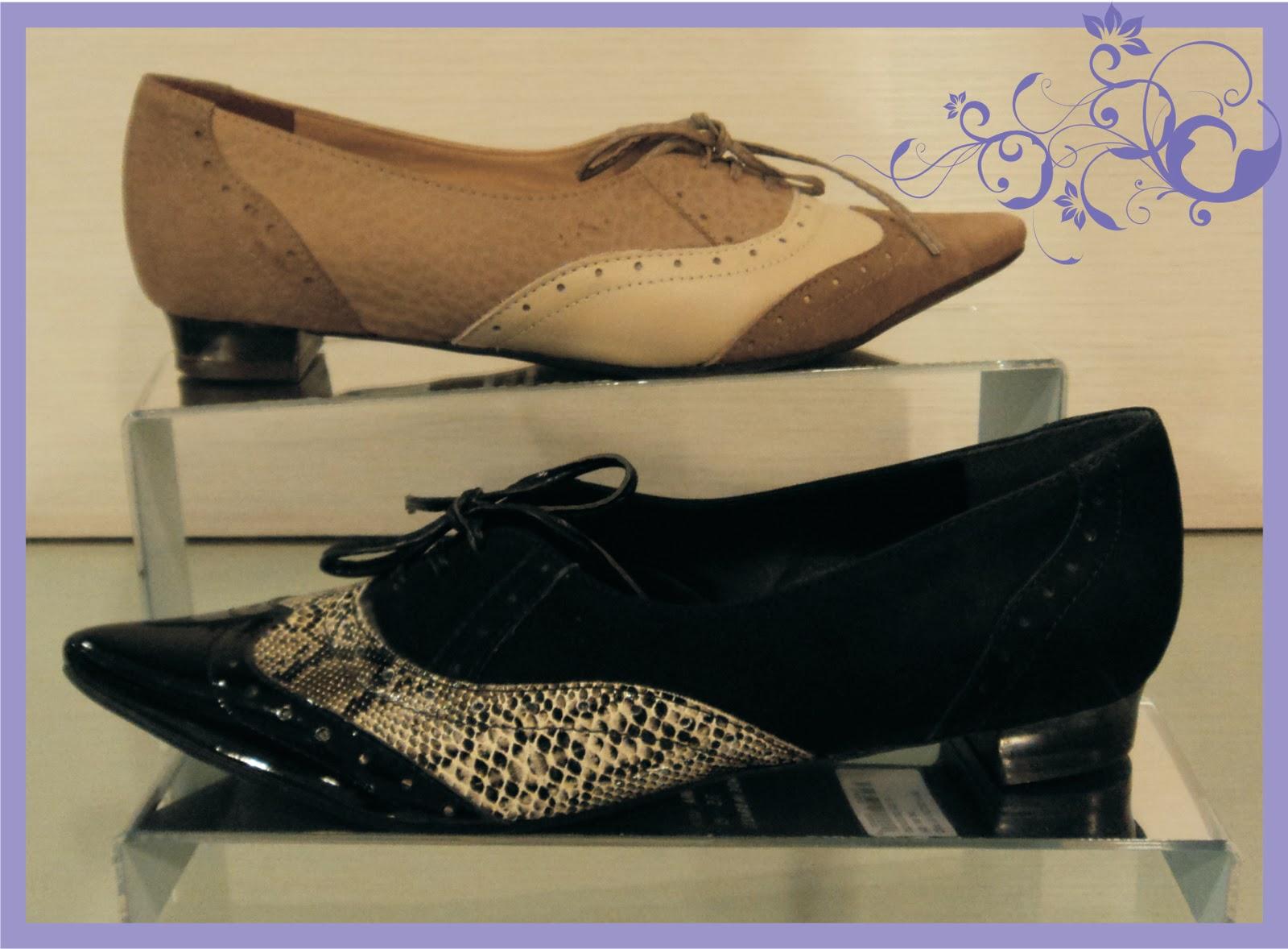 f1f0987c8 O sapato oxford, originalmente encontrado no guarda-roupa masculino, ganhou  versões especiais e acabou se tornando ícone de desejo entre as mulheres.