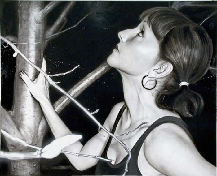 Реалистичные картины. Victor Rodriguez 9