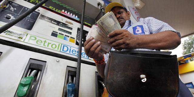 25 रुपए तक घट सकते हैं पेट्रोल के दाम: कांग्रेस ने बताई ट्रिक | NATIONAL NEWS