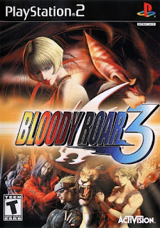 Bloody Roar 3 NTSC PS2